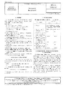 Odczynniki - Butanol-1 BN-73/6193-45