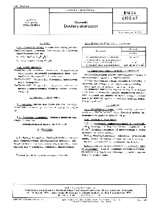 Odczynniki - Dwufenylokarbazon BN-74/6193-47