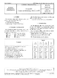 Odczynniki - Kwas mrówkowy 100% i 85% BN-74/6193-55