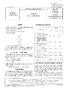 Odczynniki - Kwas sulfanilowy BN-75/6193-61