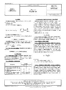 Odczynniki - Kupferron BN-75/6193-66
