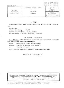 Odczynniki - Metanol BN-75/6193-71