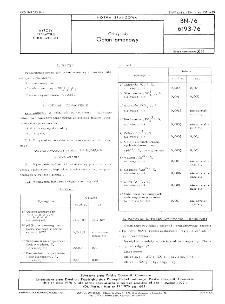 Odczynniki - Octan amonowy BN-76/6193-76
