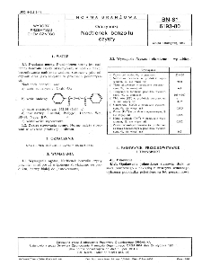 Odczynniki - Nadtlenek benzoilu czysty BN-81/6193-80