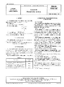 Odczynniki - Rodanina cz. d. a. BN-84/6193-86