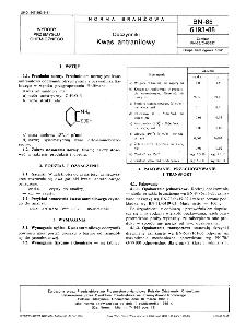 Odczynniki - Kwas antranilowy BN-85/6193-88