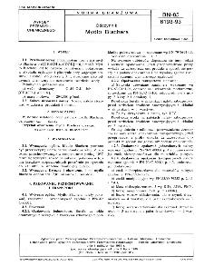 Odczynniki - Mydło Blachera BN-85/6193-93