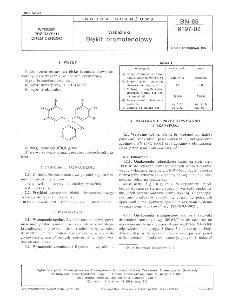 Wskaźniki - Błękit bromofenolowy BN-88/6197-08