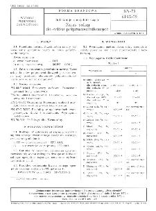 Substancje specjalne czyste - Kwas solny do celów półprzewodnikowych BN-72/6195-02