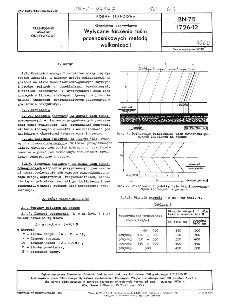 Górnictwo odkrywkowe - Wytyczne łączenia taśm przenośnikowych metodą wulkanizacji BN-75/1726-12