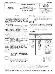 Rękawice gumowe - Postanowienia ogólne i zakres normy BN-76/6663-03 Arkusz 01