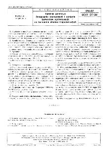 Barwniki syntenowe - Oznaczanie koncentracji i odcienia barwników syntenowych do barwienia włókien trójoctanowych BN-85/6041-07/08