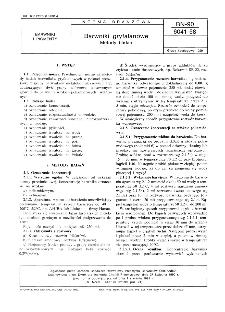 Barwniki gryfalonowe - Metody badań BN-90/6041-58