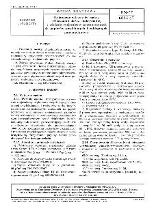 Rozjaśnianie optyczne do papieru - Oznaczanie dawki maksymalnej i odcienia rozjaśniaczy przeznaczonych do papierów powlekanych i zaklejanych powierzchniowo BN-77/6045-45
