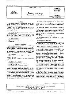 Żywice lakiernicze - Oznaczanie liczby hydroksylowej BN-68/6110-13