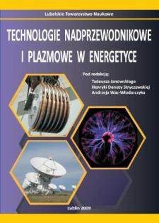 Technologie nadprzewodnikowe i plazmowe w energetyce