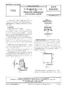 Materiały tapicerskie dla motoryzacji - Metody badań - Oznaczanie wytrzymałości zmęczeniowej powłoki BN-79/6390-01-07