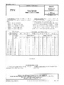 Folia Estrofol - Pobieranie próbek do badań BN-77/6392-01 Arkusz 05