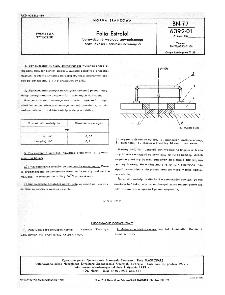 Folia Estrofol - Sprawdzanie wyglądu zewnętrznego oraz jakości i ścisłości nawinięcia BN-77/6392-01 Arkusz 06