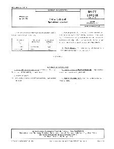 Folia Estrofol - Sprawdzanie wymiarów BN-77/6392-01 Arkusz 07