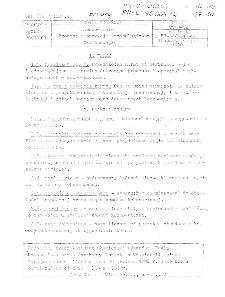 Koksownictwo - Procesy i operacje technologiczne - Terminologia BN-82/0510-02