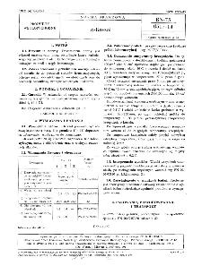 o-Krezol BN-75/0517-14