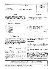 Antracen techniczny BN-75/0517-15