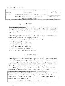 Koksownictwo - Oznaczanie podstawowych zanieczyszczeń chemicznych w wodach amoniakalnych metodą potencjometryczną BN-87/0511-38
