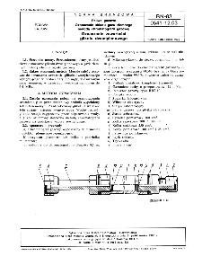 Paliwa gazowe - Oznaczanie składu gazu ziemnego metodą chromatografii gazowej - Oznaczanie zawartości glikolu dwuetylenowego BN-82/0541-12-02