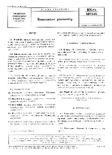 Koncentrat pinenowy BN-73/6073-01