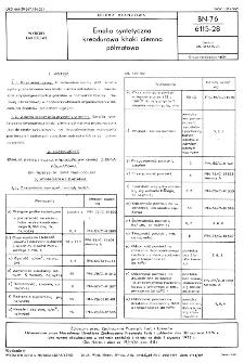 Emalia syntetyczna kreodurowa khaki ciemna półmatowa BN-76/6115-28