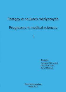 Postępy w naukach medycznych = Progresses in medical sciences. 1