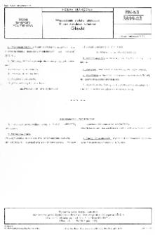 Wyposażenie statków latających - klucze nasadowe składane - Główki BN-63/3899-03