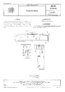 Gong okrętowy BN-81/3751-06