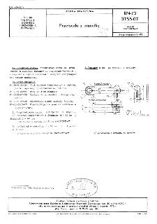 Przetyczki z zapadką BN-72/3755-07