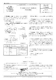 Okrętowy sprzęt ratunkowy - Gwizdek BN-82/3765-07