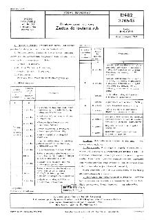 Okrętowy sprzęt ratunkowy - Zestaw do łowienia ryb BN-82/3765-13