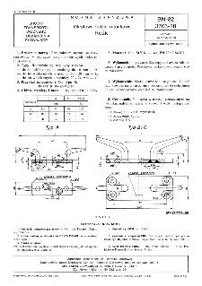 Okrętowe łodzie ratunkowe - Rożki BN-82/3765-28