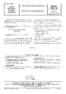 Kotwice czteroramienne BN-82/3782-16
