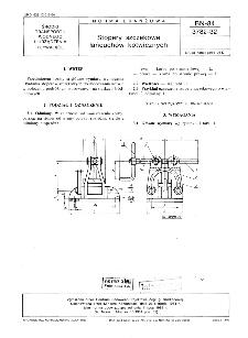 Stopery szczękowe łańcuchów kotwicznych BN-84/3782-32