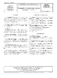 Wciągarki manewrowe linowe - Wymagania i badania BN-86/3782-34