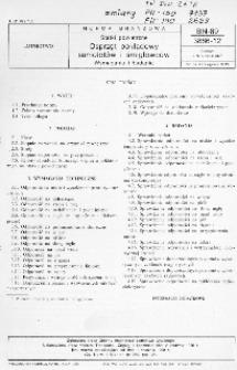 Statki powietrzne - Osprzęt pokladowy samolotów i śmigłowców - Wymagania i badania BN-89/3886-12