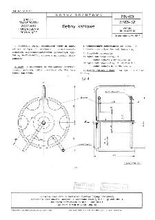 Bębny kablowe BN-90/3786-32