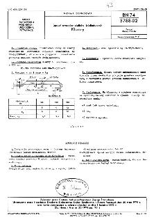 Sprzęt awaryjny statków śródlądowych - Klamry BN-74/3788-02