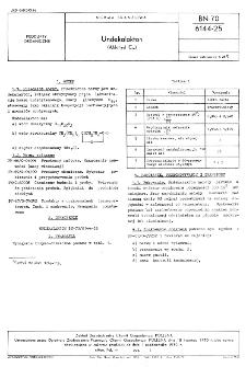 Undekalakton - (Aldehyd C14) BN-70/6144-25