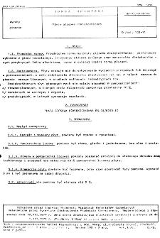 Płyty gipsowe dźwiękochłonne BN-74/6743-10