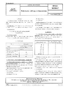 Katalizator niklowy mrówczanowy BN-64/8050-01