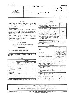 """Tłuszcz roślinny """"Palmokan"""" BN-74/8053-11"""