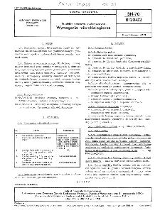 Produkty owocowe pasteryzowane - Wymagania mikrobiologiczne BN-70/8120-02