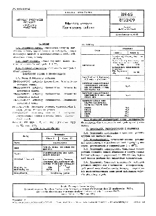 Półprodukty warzywne - Korniszony solone BN-65/8122-09